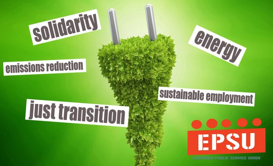 EPSU just transition