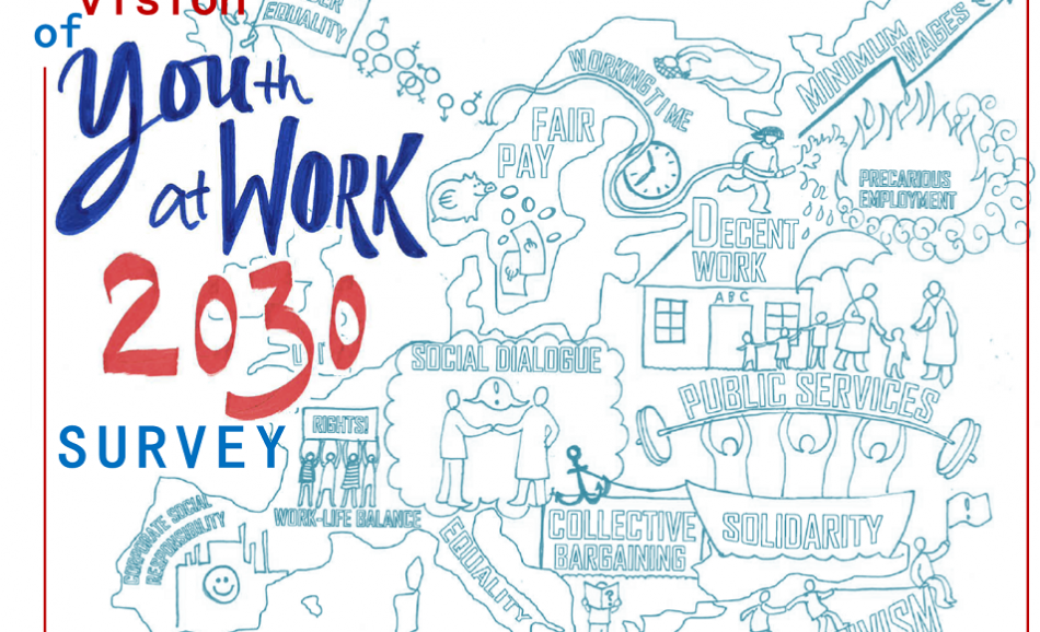 EPSU Youth NETWORK survey 2018