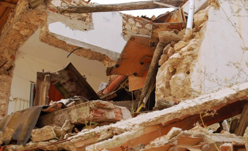 EPSU solidarity message following the earthquake in Italy
