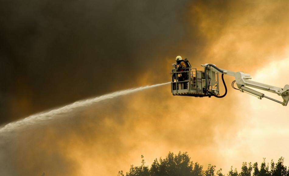 Firefighters © CanStockphoto by Enjoylife