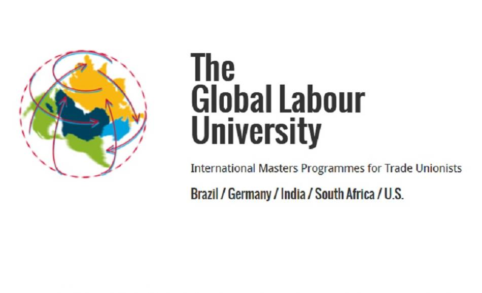 Global Labour University logo