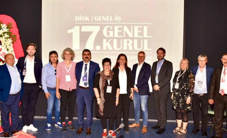 Genel-Is Congress 23-24 August Ankaka