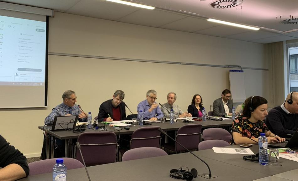 EPSU Social Services Working Group 26 February 2019, Brussels