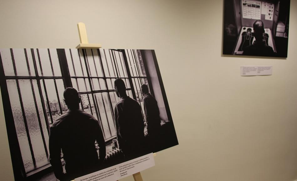 EPSU - Prisons photos exhibition - 5-6 December 2019