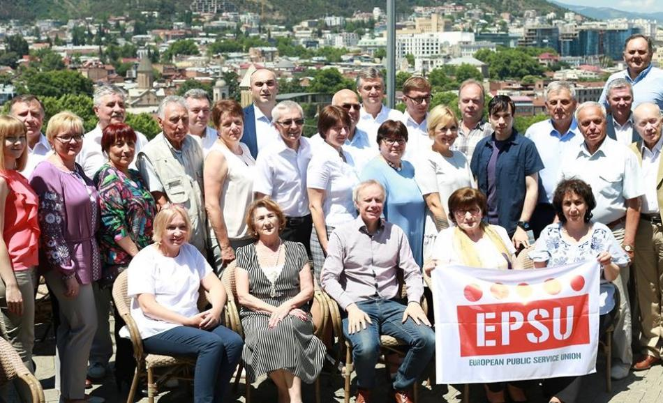 North East European Constituency meeting in Tbilisi, 18-20 June 2018