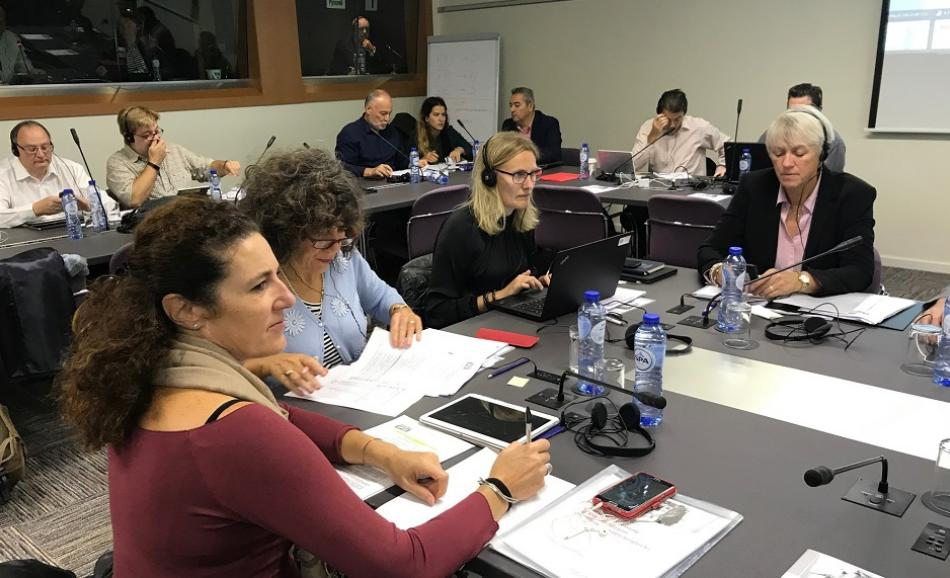 EPSU Standing Committee on Health & Social Services, 21 September 2017, Brussels