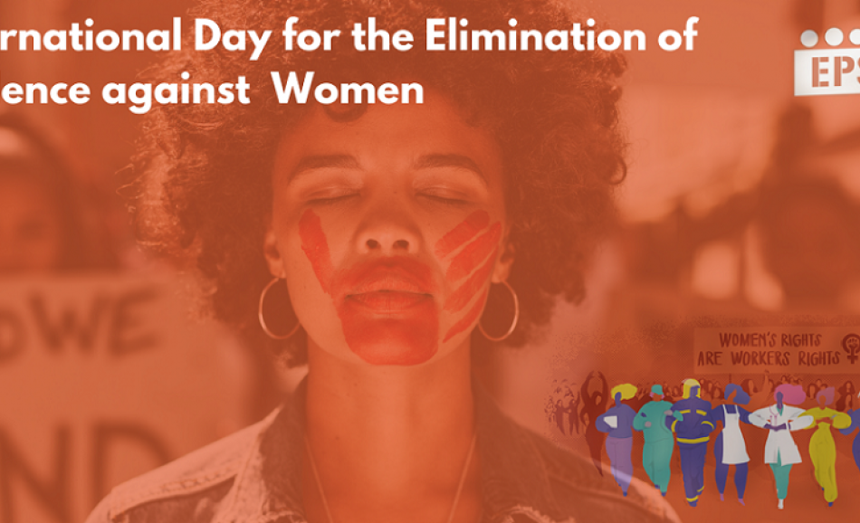 International Day for the Elimination of Violence 2020