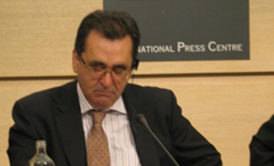Alejandro Cercas MEP