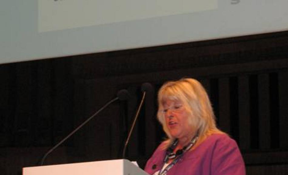 Sue Highton, UNISON, UK