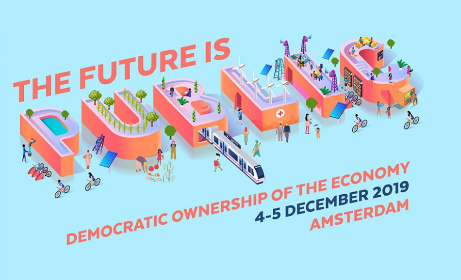 Public Future Conference 4-5 December 2019, Amsterdam