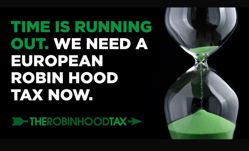 Robin Hood Tax now