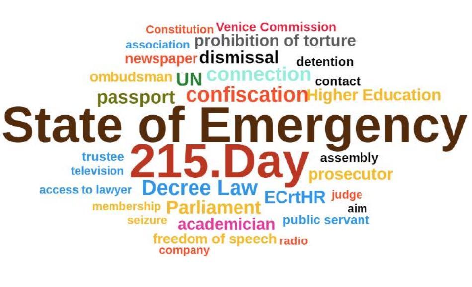 State of Emergency - Turkey - IHOP insan hakları ortak platformu