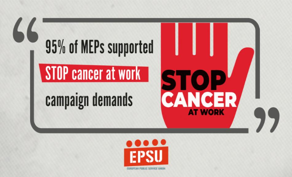 Stop cancer at work