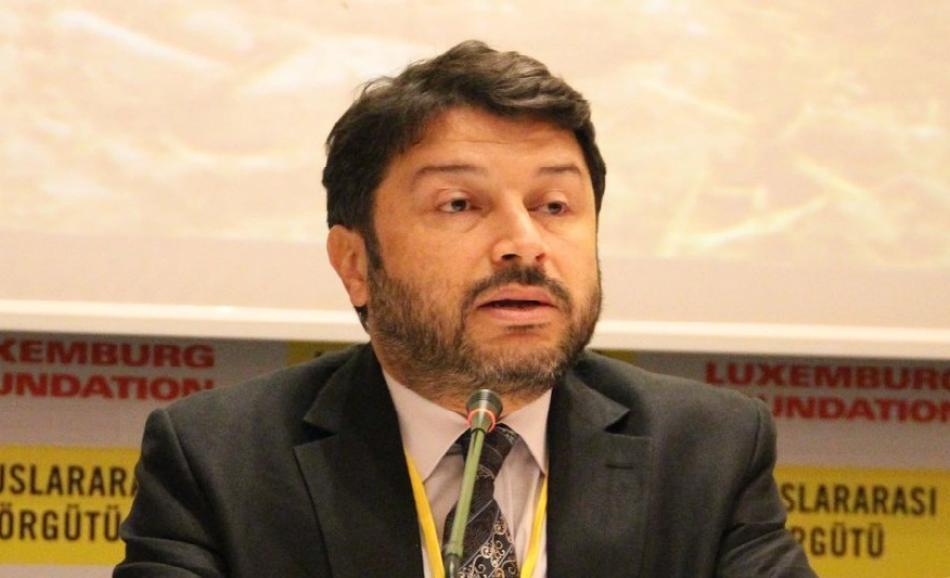 Taner Kiliç - Chair of Amnesty International Turkey