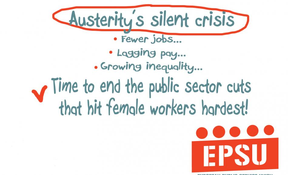 Austerity silent crisis - Gender Equality
