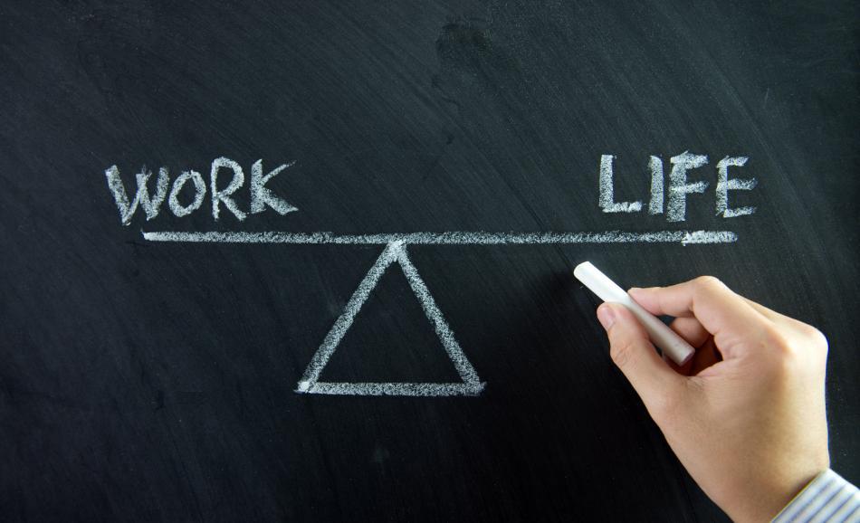 Work Life Balance ©CanStockPhoto Kenishirotie