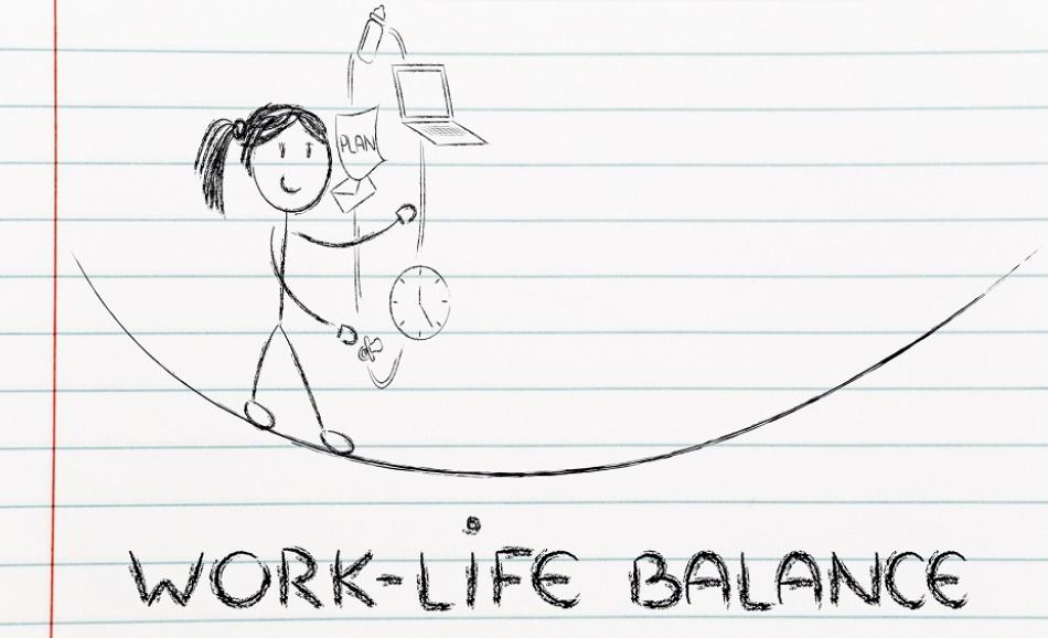 WorkLifeBalance gender ©CanStockPhoto