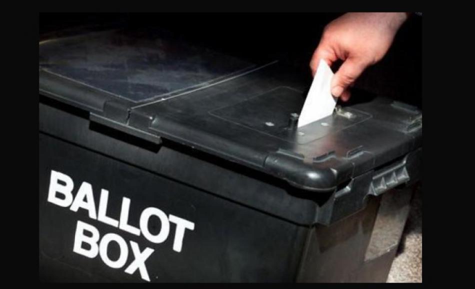 BREXIT - ballot box