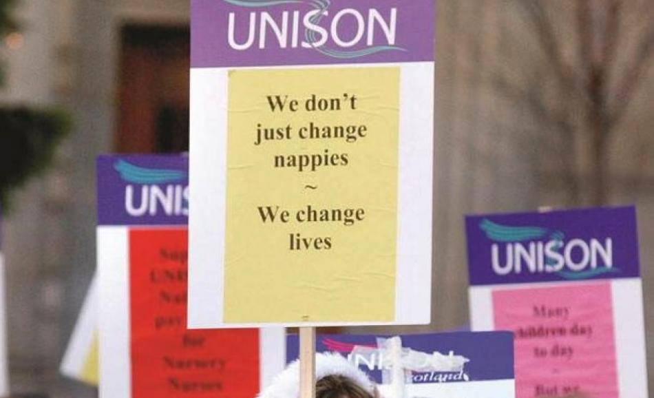 Childcare services Unison
