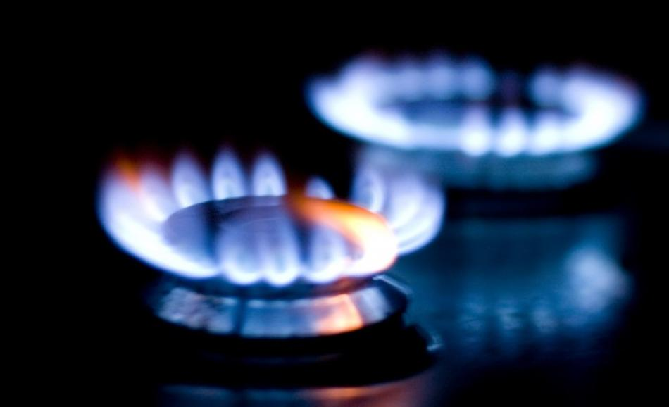 energy - gas cooker