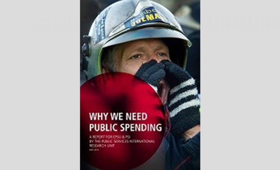 report why we need public spending May2014