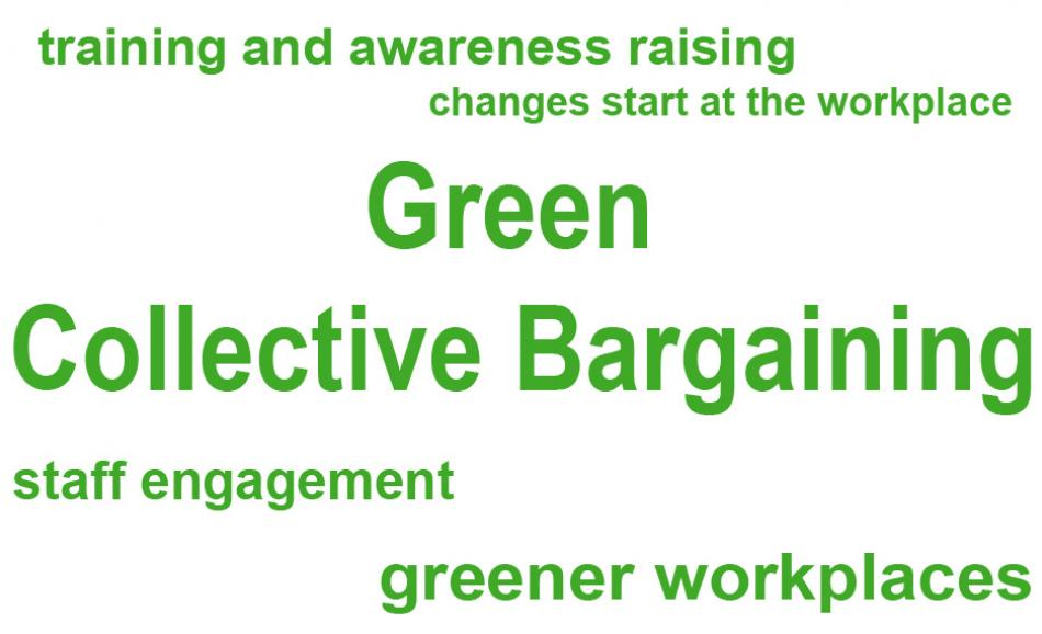 Green Collective Bargaining