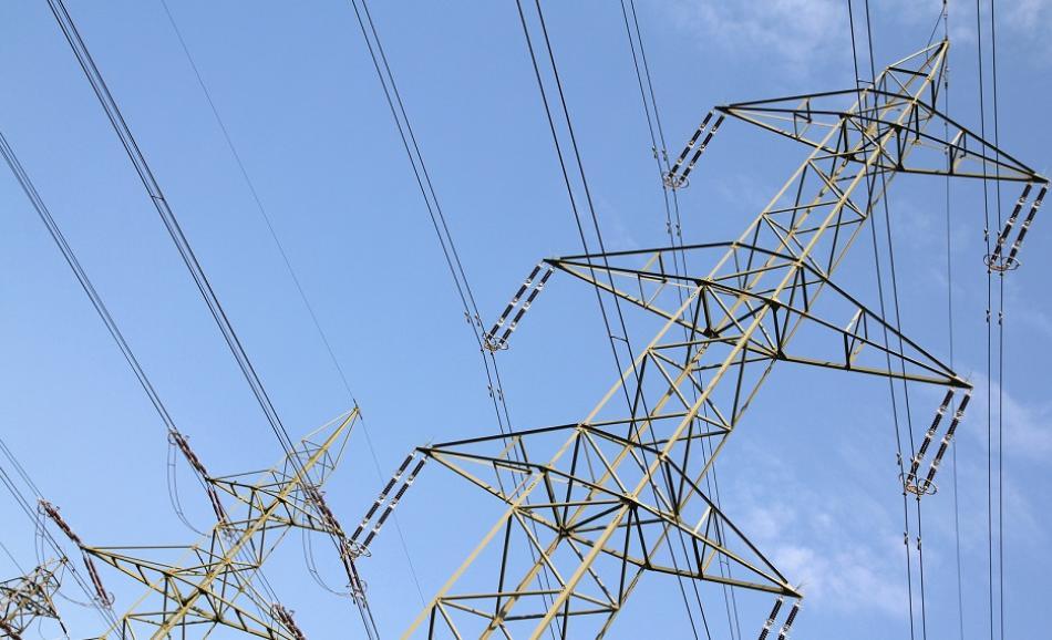 highvoltage pylones