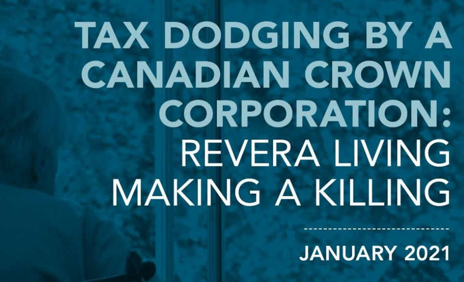 new report from the Center for International Corporate Tax Accountability and Research
