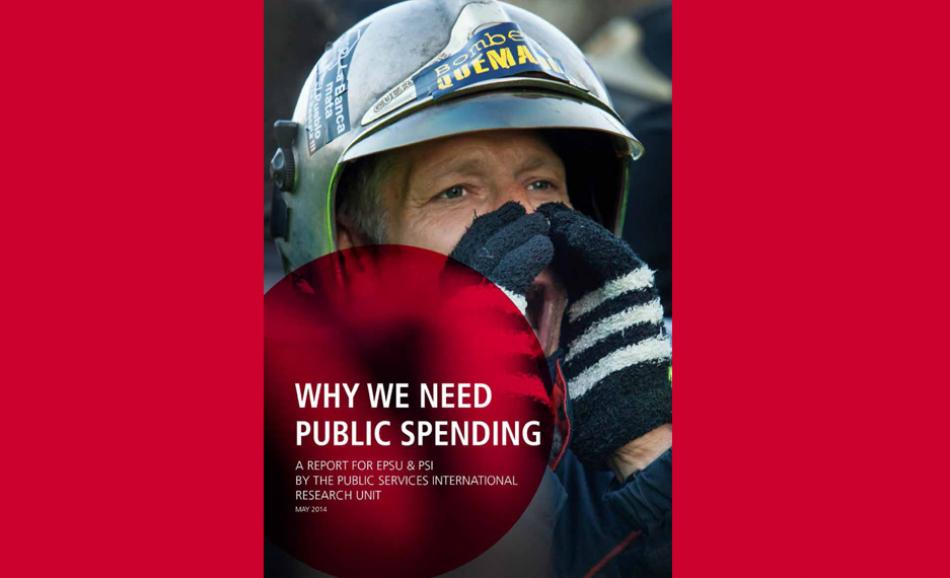 why we need public spending cover